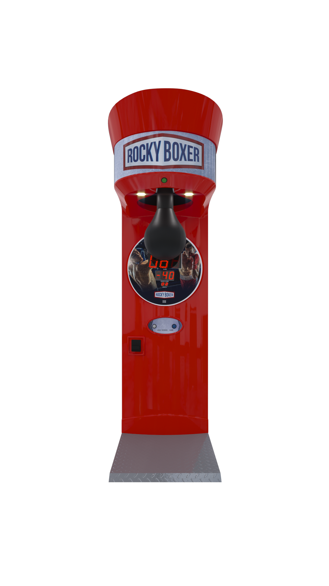Rocky Boxer Classic