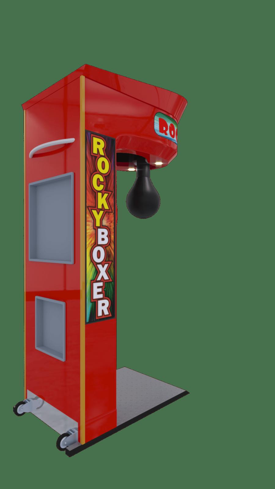 Rocky Boxer NEW