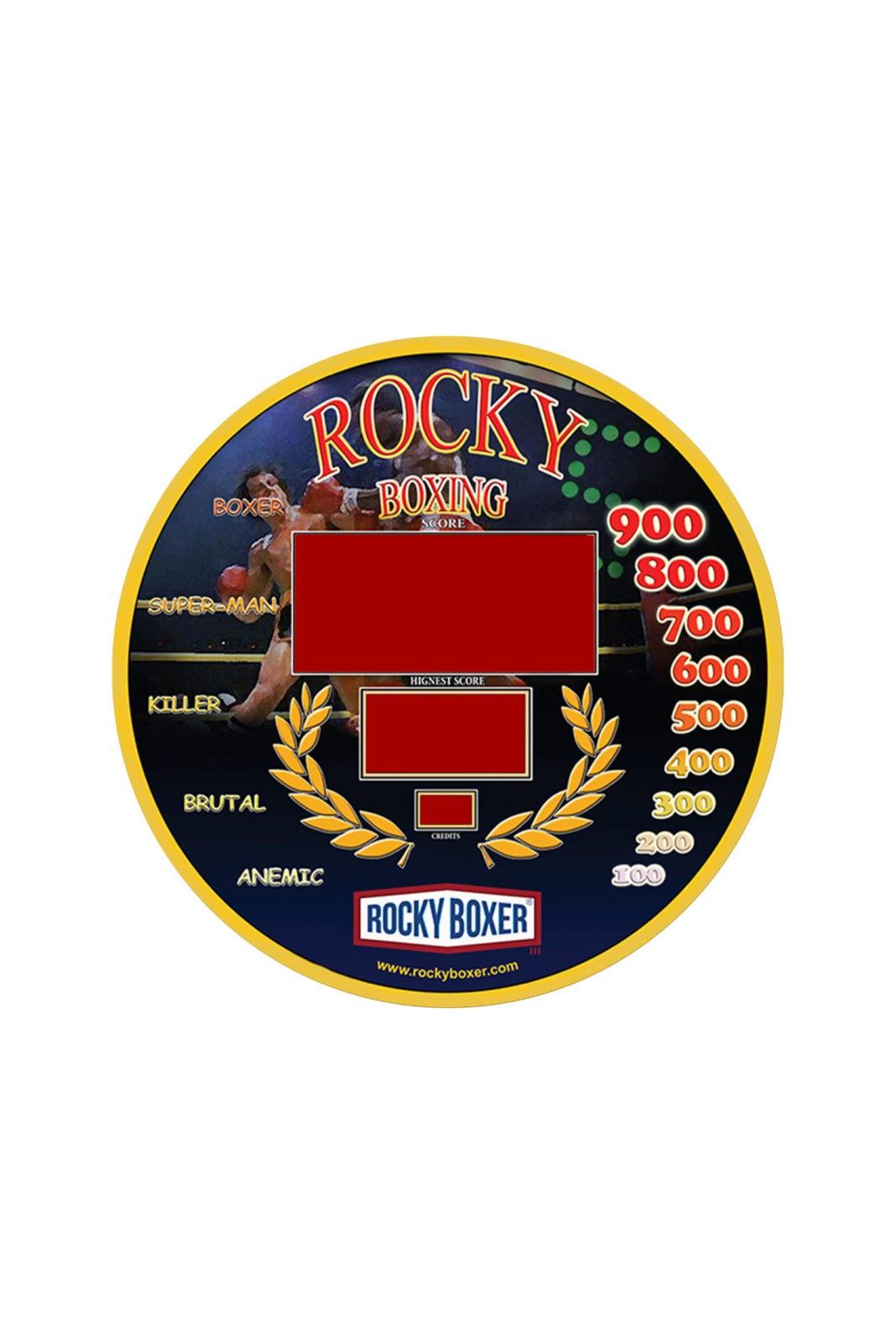 Стекло для аппарата Rocky Boxer Classic
